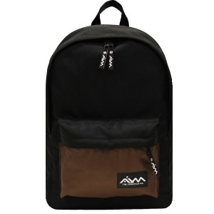 Рюкзак AIM CLASSIC BLACK-BROWN