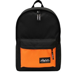 Рюкзак AIM CLASSIC BLACK-ORANGE