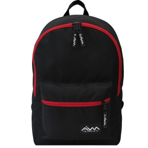 Рюкзак AIM URBAN BLACK-RED