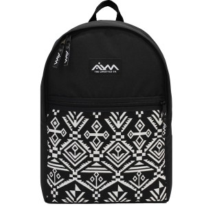 РЮКЗАК AIM BURNS AZTEC BLACK