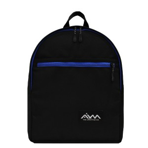 РЮКЗАК AIM BERGAMO BLACK-BLUE