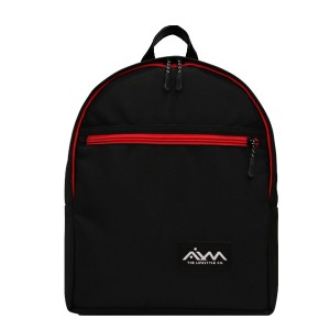 РЮКЗАК AIM BERGAMO BLACK-RED