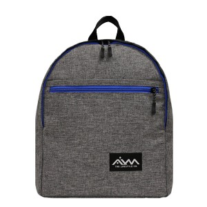 РЮКЗАК AIM BERGAMO GRAY-BLUE