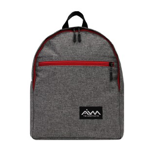 РЮКЗАК AIM BERGAMO GRAY-RED