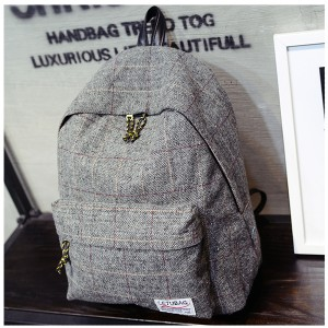 РЮКЗАК LET U BAG GRAY