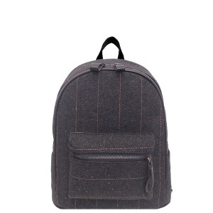 РЮКЗАК SPAO WOOL DARK GRAY